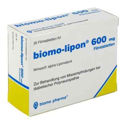 Biomo-Lipon 600  bei versandapo.de bestellen