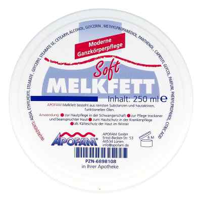 Apofam Melkfett soft  bei versandapo.de bestellen