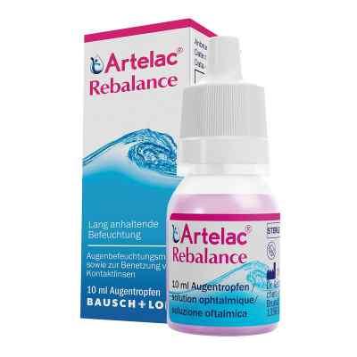 Artelac Rebalance Augentropfen  bei versandapo.de bestellen