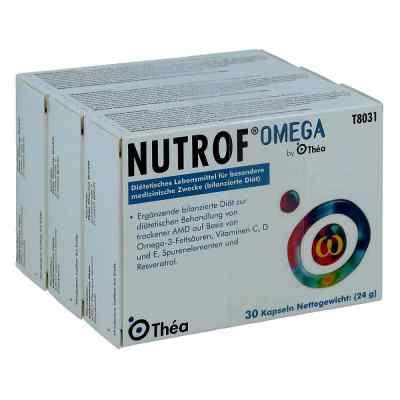 Nutrof Omega Kapseln  bei versandapo.de bestellen