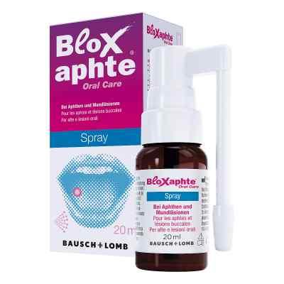 Bloxaphte Spray für Erwachsene  bei versandapo.de bestellen