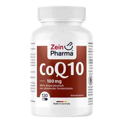 Coenzym Q10 100 mg Kapseln  bei versandapo.de bestellen