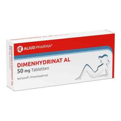 Dimenhydrinat AL 50mg  bei versandapo.de bestellen