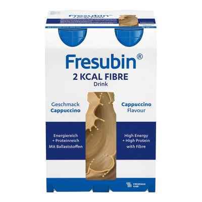 Fresubin 2 kcal fibre Drink Cappuccino Trinkflasche   bei versandapo.de bestellen
