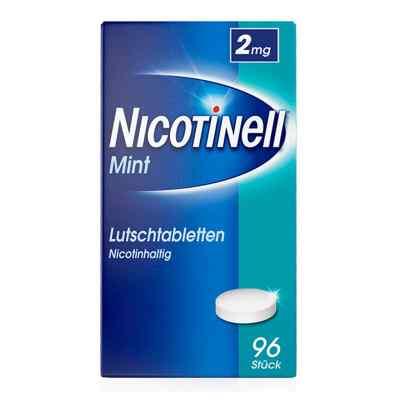 Nicotinell 2mg Mint  bei versandapo.de bestellen