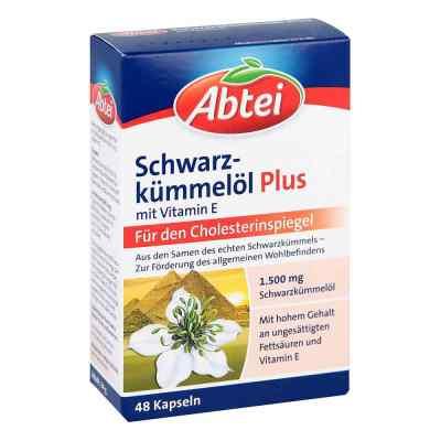 Abtei Schwarzkümmelöl Plus Kapseln  bei versandapo.de bestellen