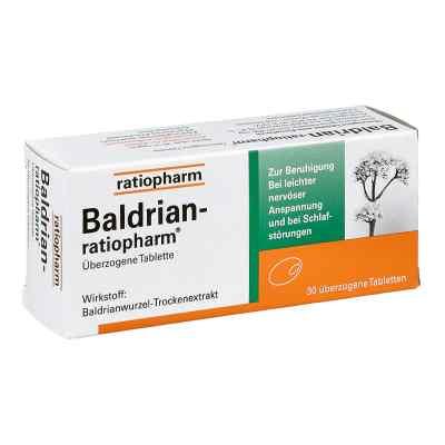 Baldrian Ratiopharm überzogene Tabletten  bei versandapo.de bestellen