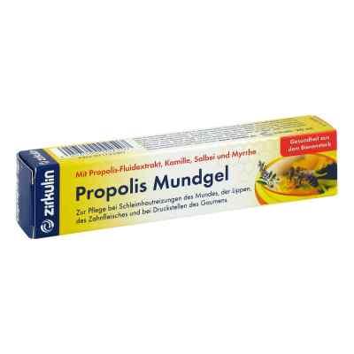 Zirkulin Propolis Mundgel  bei versandapo.de bestellen