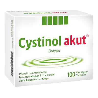 Cystinol akut Dragees  bei versandapo.de bestellen