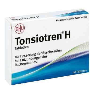 Tonsiotren H Tabletten  bei versandapo.de bestellen