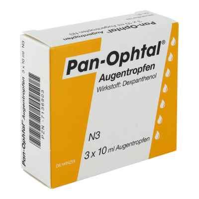 Pan Ophtal Augentropfen  bei versandapo.de bestellen