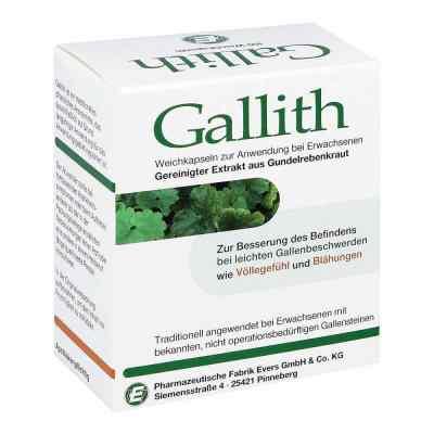 Gallith Kapseln  bei versandapo.de bestellen
