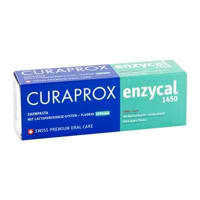 Enzycal Curaprox Zahnpasta  bei versandapo.de bestellen
