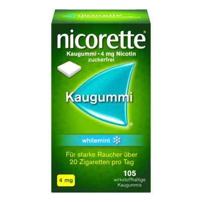 Nicorette 4mg whitemint  bei versandapo.de bestellen