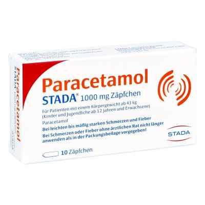 Paracetamol STADA 1000mg  bei versandapo.de bestellen