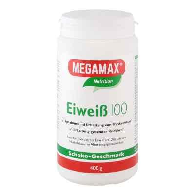 Eiweiss 100 Schoko Megamax Pulver  bei versandapo.de bestellen