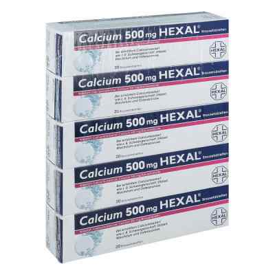 Calcium 500mg HEXAL  bei versandapo.de bestellen