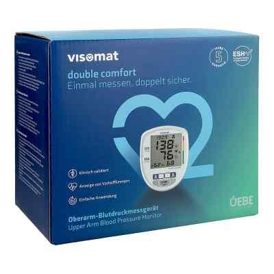 Visomat double comfort Oberarm Blutdruckmessger.  bei versandapo.de bestellen
