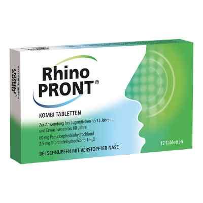 Rhinopront Kombi Tabletten  bei versandapo.de bestellen
