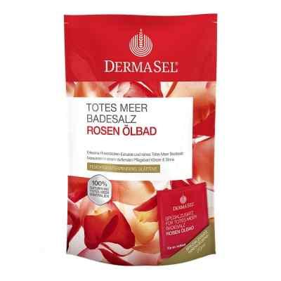 Dermasel Totes Meer Badesalz+rose Spa  bei versandapo.de bestellen