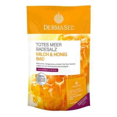 Dermasel Totes Meer Badesalz+milch&honig Spa  bei versandapo.de bestellen