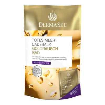 Dermasel Totes Meer Badesalz+gold Exklusiv  bei versandapo.de bestellen