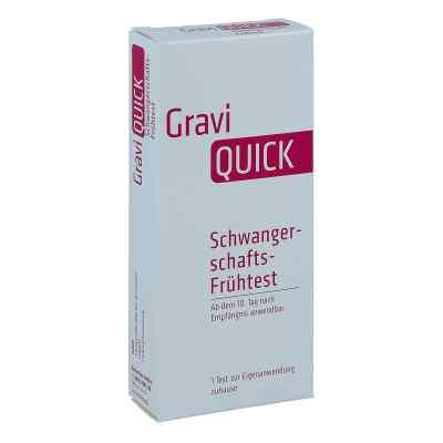 Graviquick Schwangerschaft Frühtest  bei versandapo.de bestellen
