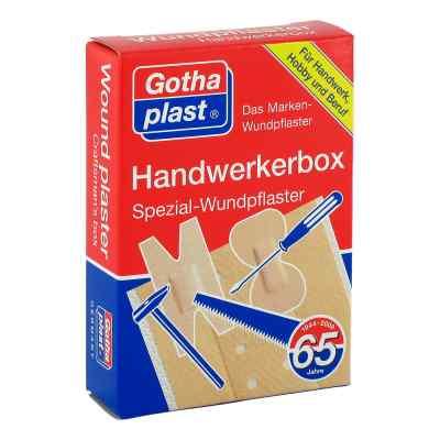 Gothaplast Handwerkerbox Spezial Wundpflaster  bei versandapo.de bestellen