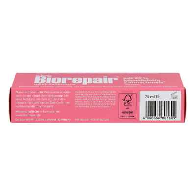 Biorepair Zahncreme mild  bei versandapo.de bestellen