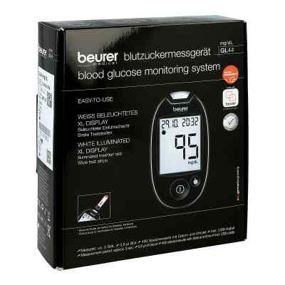 Beurer Gl44 mg/dl Blutzuckermessgerät  bei versandapo.de bestellen