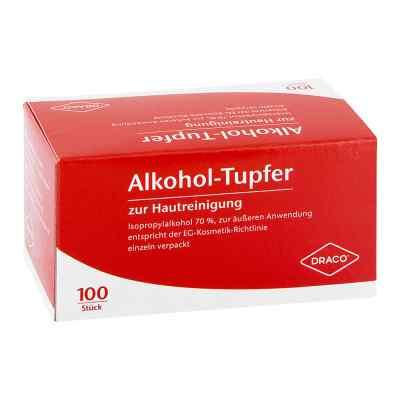 Alkoholtupfer einzeln verpackt  bei versandapo.de bestellen