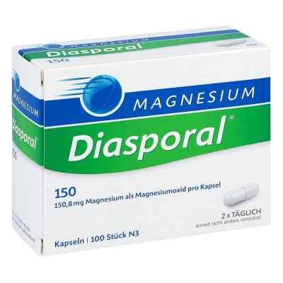Magnesium Diasporal 150 Kapseln  bei versandapo.de bestellen