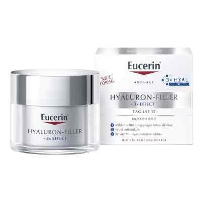 Eucerin Anti-age Hyaluron-filler Tag trockene Haut  bei versandapo.de bestellen