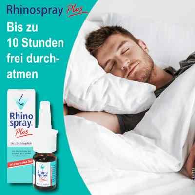 Rhinospray Plus bei Schnupfen Nasenspray  bei versandapo.de bestellen