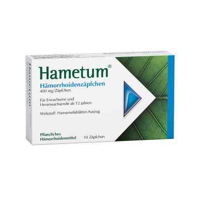 Hametum Hämorrhoidenzäpfchen  bei versandapo.de bestellen