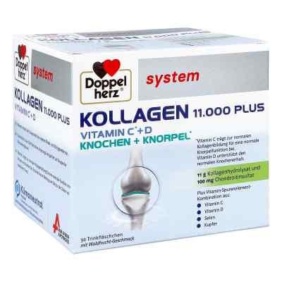 Doppelherz Kollagen 11000 Plus system Ampullen  bei versandapo.de bestellen