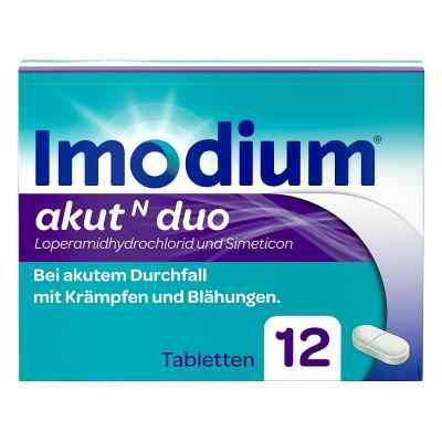 Imodium akut N duo  bei versandapo.de bestellen