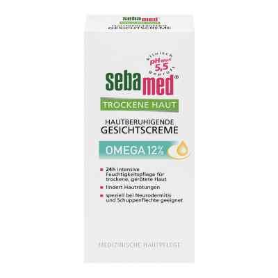 Sebamed Trockene Haut Omega 12% Gesichtscreme  bei versandapo.de bestellen
