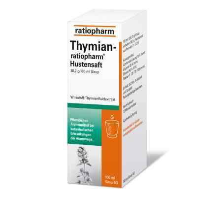 THYMIAN-ratiopharm Hustensaft  bei versandapo.de bestellen
