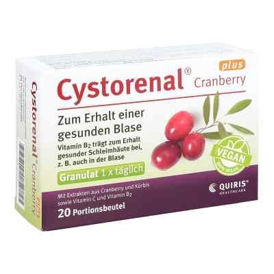 Cystorenal Cranberry plus  bei versandapo.de bestellen