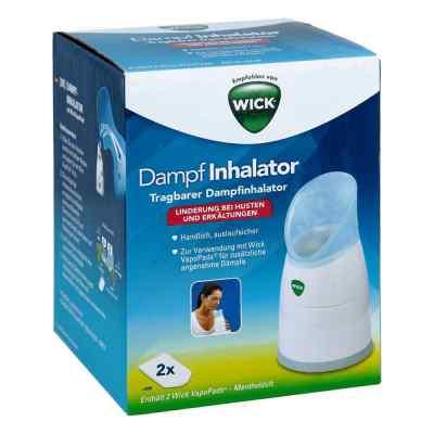 Wick Dampf Inhalator manuell  bei versandapo.de bestellen