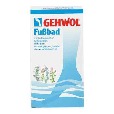 Gehwol Fussbad Portionsbtl.  bei versandapo.de bestellen