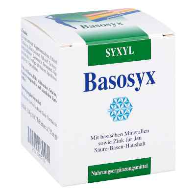 Basosyx Syxyl Kautabletten  bei versandapo.de bestellen