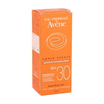 Avene Sunsitive Sonnencreme Spf 30 getönt  bei versandapo.de bestellen