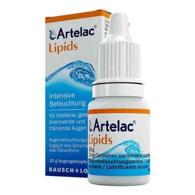 Artelac Lipids Md Augengel  bei versandapo.de bestellen