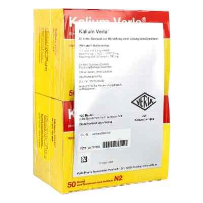 Kalium Verla Granulat Beutel   bei versandapo.de bestellen