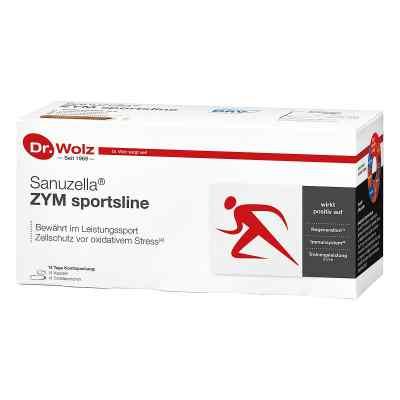 Sanuzella Zym Trinkampullen  bei versandapo.de bestellen