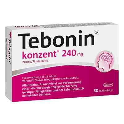 Tebonin konzent 240mg  bei versandapo.de bestellen
