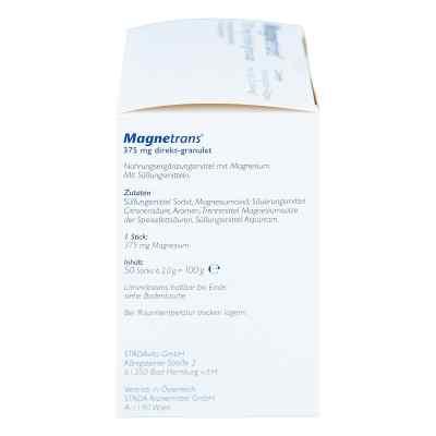 Magnetrans direkt 375 mg Granulat  bei versandapo.de bestellen