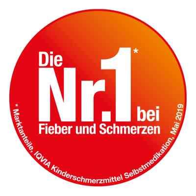 Nurofen Junior Fieber- und Schmerzsaft Erdbeer 40mg/ml  bei versandapo.de bestellen